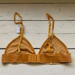 Urban Outfitters Intimates & Sleepwear - Urban Outfitters Velvet Bralette
